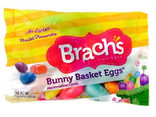Brachs Bunny Basket Eggs 9 Oz. -