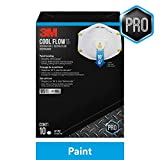 3M Pro Paint Sanding Vented Respirators, 8511, 10 Masks (N95)