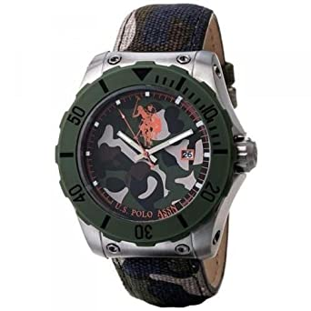 U.S. Polo Assn. Reloj de Hombre Voyager - usp4232gr: Amazon.es ...
