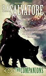 The Companions: The Sundering, Book I (Forgotten Realms)