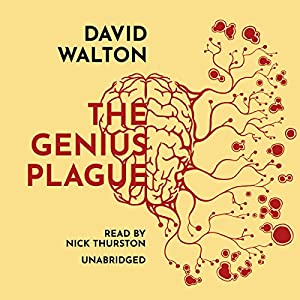 The Genius Plague Audiobook