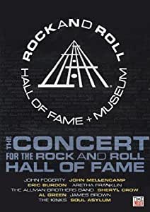 rock and roll hall of fame the concert for the rock and roll hall of fame john. Black Bedroom Furniture Sets. Home Design Ideas