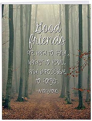 com friendly words friends birthday greeting card