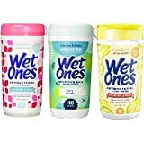 Wet Ones 40 Count Variety Pack