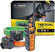 Dogtra T&B Dual Long Range 1.5-Mile Expandable Dual DIAL Training & Beeper Remote Dog Training E-Colla