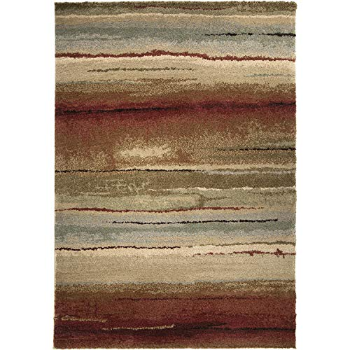 Plush Dusk Rug: Amazon.com: Orian Rugs 1631 Wild Weave Dusk To Dawn Area