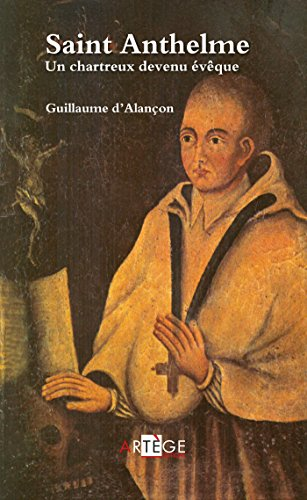 Saint Anthelme (French Edition) by [d'Alançon, Guillaume]