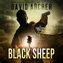 BLACK SHEEP: A NOAH WOLF THRILLER, BOOK 6