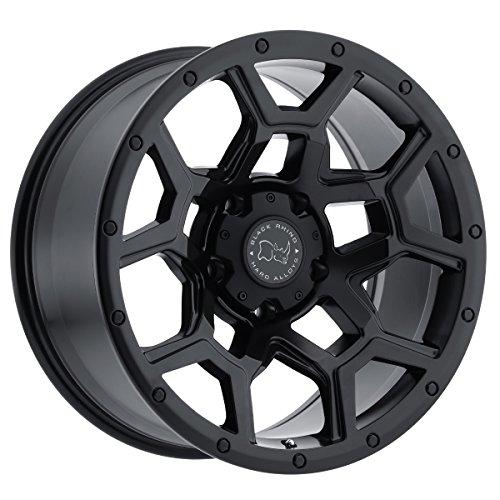 BLACK RHINO Rim Overland 18X9.5 5x5 Offset -18 Matte Black