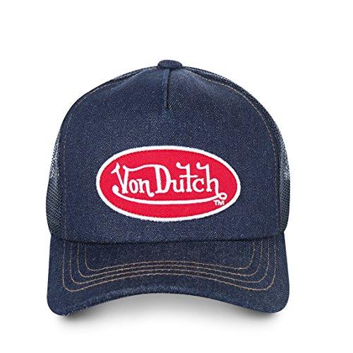 aaa337668a07b Buena Von Dutch Gorra de béisbol - para hombre - www.badstuff.es