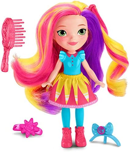 NEW Nickelodeon Sunny Day Pop-In Style ROX Doll By Mattel