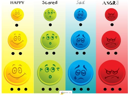 Mixed Emotions Junior: Cognitive-Behavioral Therapy for Young Children by Golden Path Games