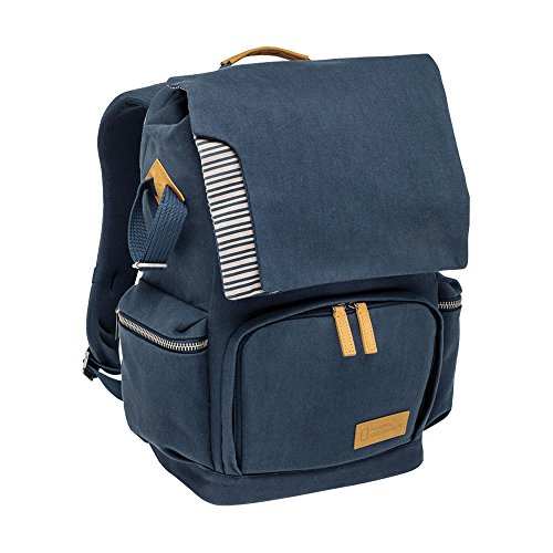National Geographic NG MC 5350 Medium Backpack for Personal Gear, Laptop,...