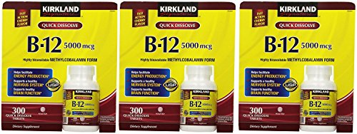Kirkland Signature Sublingual B 12 Tablets product image