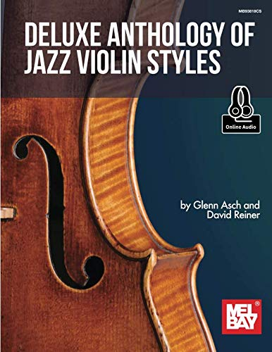 Deluxe Anthology of Jazz Violin - Violin Music Jazz