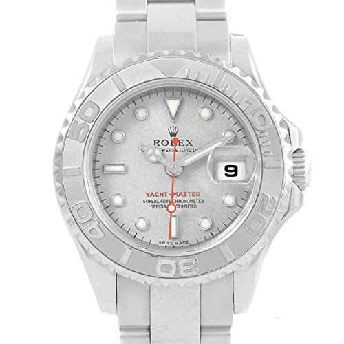 Rolex Yacht-Master automatic-self-wind womens Watch 169622 (Certified Pre-owned)