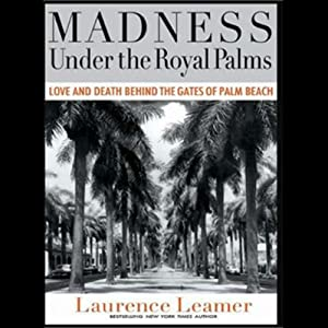 Madness Under the Royal Palms Audiobook