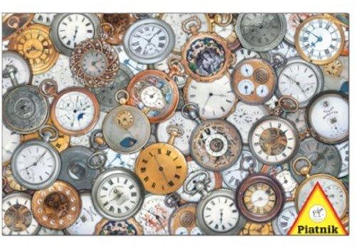 1000 Pièces Puzzle, Montres de poche