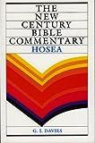 Hosea, G. I. Davies, 0802806562