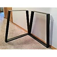 Metal Table Legs - Tapered Legs - 3 x 1 tube