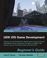 UDK iOS Game Development Beginner's Guide Front Cover