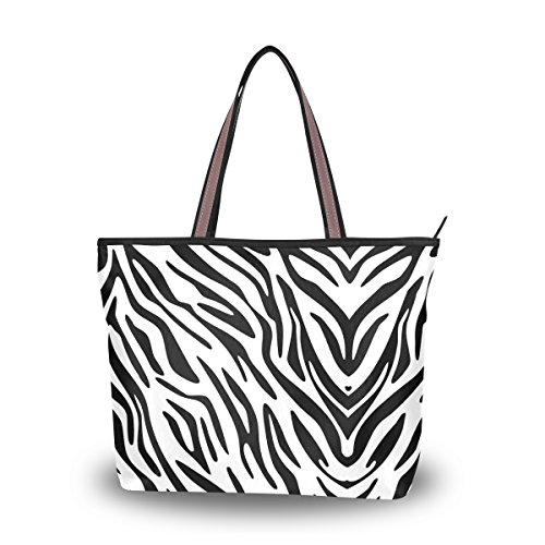 Zebra Print Stroller And Car Seat For Babies - 8