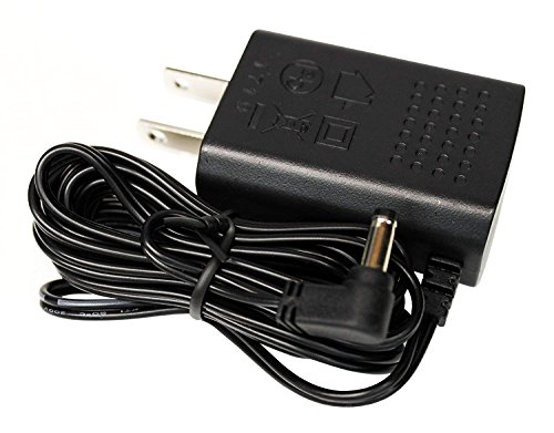 RocketBus Switching AC Power Supply Adapter 6V DC Cord for Vtech S005IU0600040 6.0V 400mA Cordless Phone System