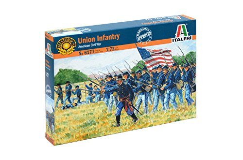 American Civil Accessories War (Italeri 6177S 1/72 Union Infantry - American Civil War)