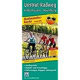 Unstrut-Radweg: Leporello Radtourenkarte mit Ausflugszielen, Einkehr- & Freizeittipps, wetterfest, reissfest, abwischbar, GPS-genau. 1:50000 (Leporello Radtourenkarte / LEP-RK)