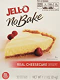 no bake cheese c - Jell-O No Bake CheeseCake pkg. of 2 - 11.1 oz