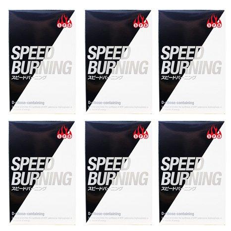 【超目玉枠】 スピードバーニング BURNING×6個 SPEED B078RLHX5S BURNING×6個 SPEED B078RLHX5S, 表装の詠智会:47028fe3 --- irlandskayaliteratura.org