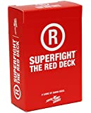 SUPERFIGHT: The Red Card Deck