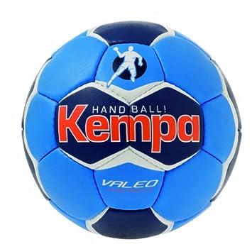Kempa Valeo Handball - Pelota de Balonmano, tamaño 3 UK, Color ...