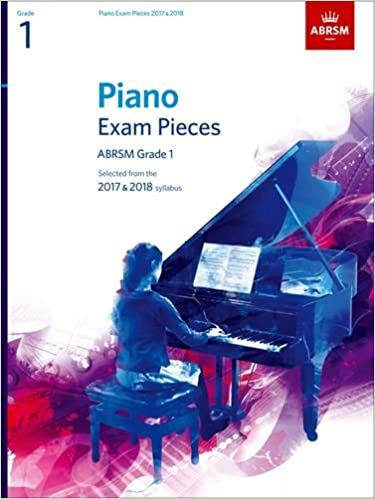 Piano Exam Pieces 2017 & 2018, ABRSM Grade 1: Selected from the 2017 & 2018 syllabus ABRSM Exam Pieces: Amazon.es: Richard Jones: Libros en idiomas ...