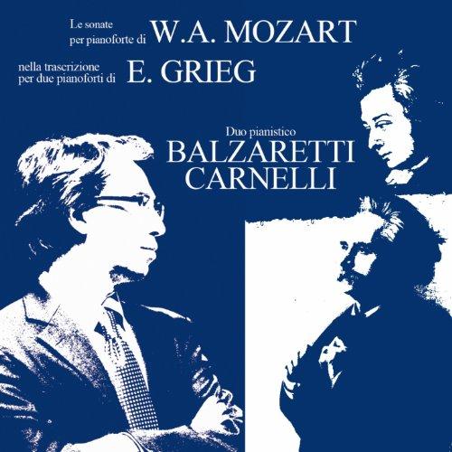 Amazon.com: Sonata for Two Pianos in C Major, K. 545: III