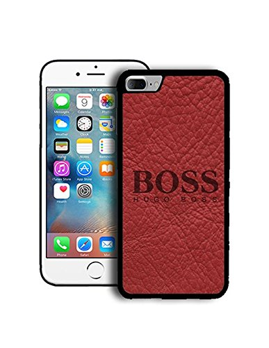 best sneakers 4102a db1ac Hugo Boss Case for IPhone 7 Plus Creative Brand IPhone: Amazon.co.uk ...