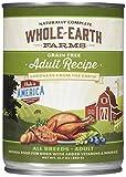 Merrick Whole Earth Farms Grain-Free Adult - 12 x 12.7 oz