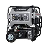 Product title : Westinghouse 10KPRO Gas Powered Portable Generator with Remote Electric Start - 10000 Running Watts and 12500 Starting Watts - CARB Compliant