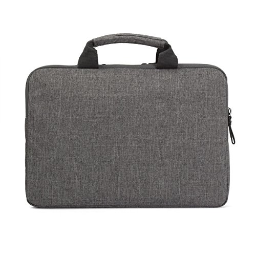 Crumpler Shuttle Delight Briefcase SDB13-001 Laptop Tasche Sleeve 13 Zoll Aktentasche, 36 cm, Grau