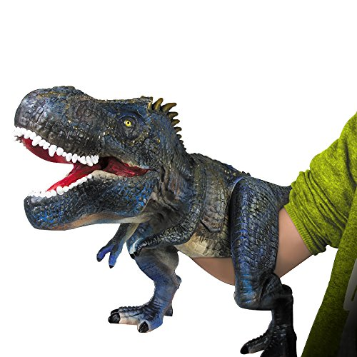 Allosaurus-iPlay-iLearn-Dinosaur-Action-Figure-Toys-Hand-Puppet-Dinosaur-Animals-With-Noises-27-Inches