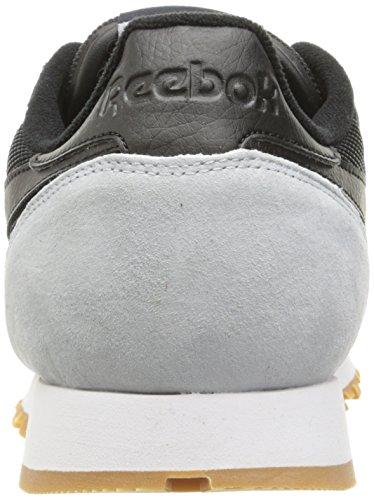 9463d1ee198 Reebok Cl Leather Spp Herren Black  Cloud Grey  Gum - liv-stuck ...