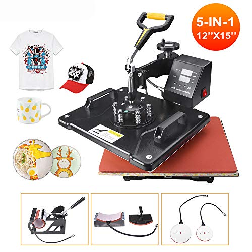 Top 10 recommendation heat press machine for hats for 2019