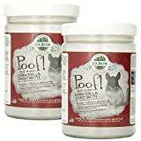 Oxbow POOF! Chinchilla Dust, pack of 2