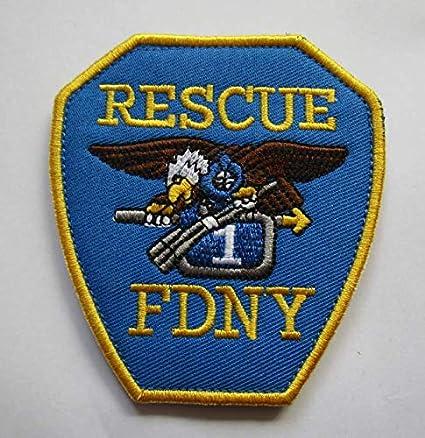 Amazon com: New York City Fireing Department (FDNY) Rescue