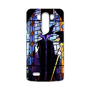 Evil Witch Design Plastic Case Cover For LG G3