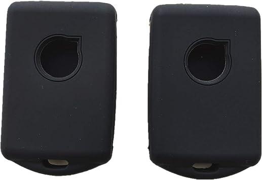 Silicone Key Cover Remote For Volvo XC90 XC70 S60 S80 S90 C30 V70 V90 Fob 17 18