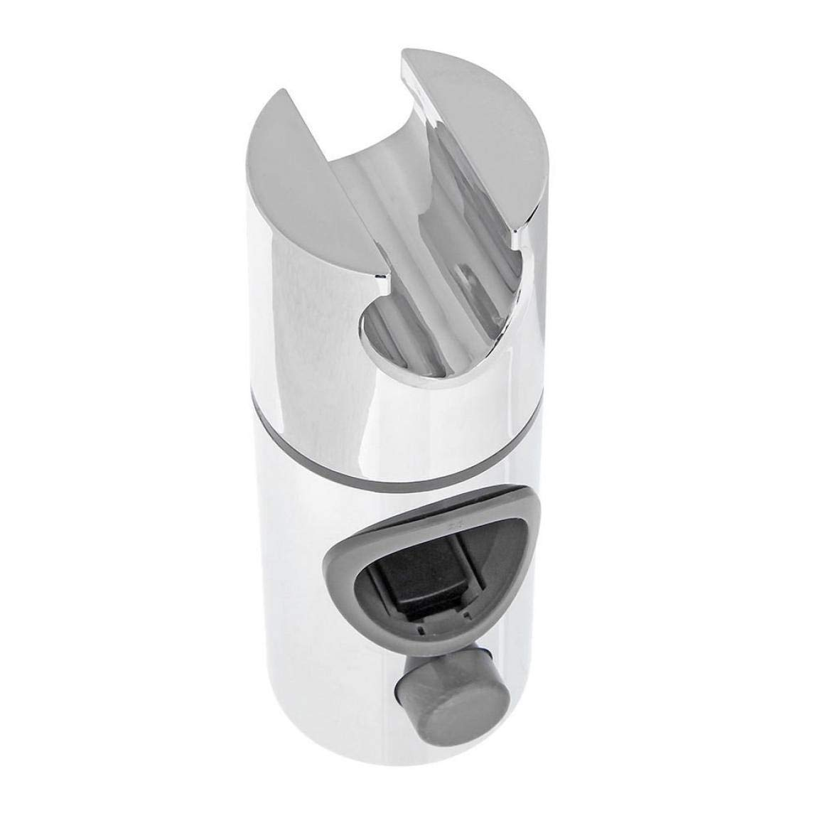 TOSSPER 25mm paroi de Support Douche Curseur tiroir de Support de t/ête de Douche Tringle de Douche /à Barres