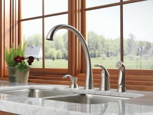 Delta Faucet RP50781SS Gala, Soap/Lotion Dispenser Assembly, Stainless Finish by DELTA FAUCET (Image #13)