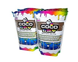 Coco Dry CCD-1GAL-BAG-C-06PK Resealable Bag, One Gallon (Pack of 6)