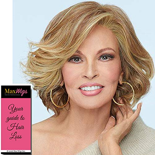 (Flirt Alert Wig Color RL19/23SS SHADED BISCUIT - Raquel Welch Wigs 10